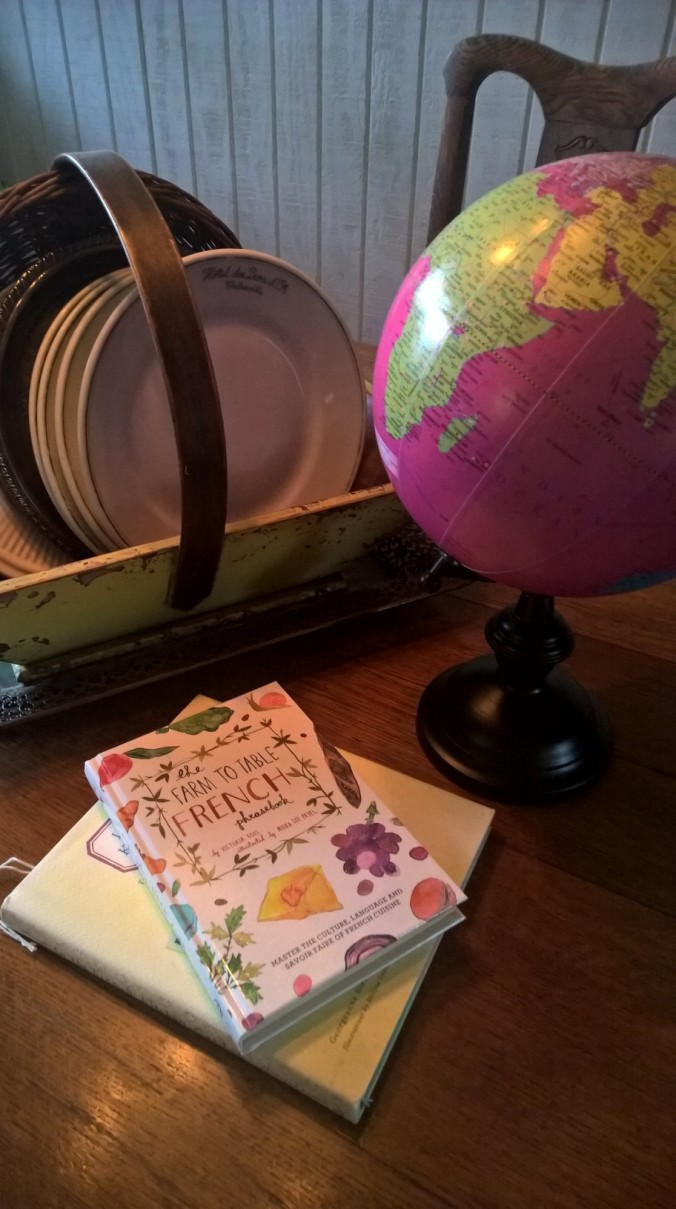 raspberry globe