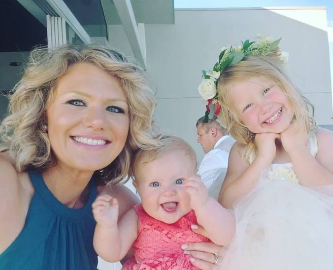 chrislyn and the girls